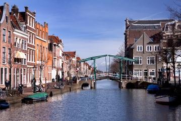 Leiden - travel reportage