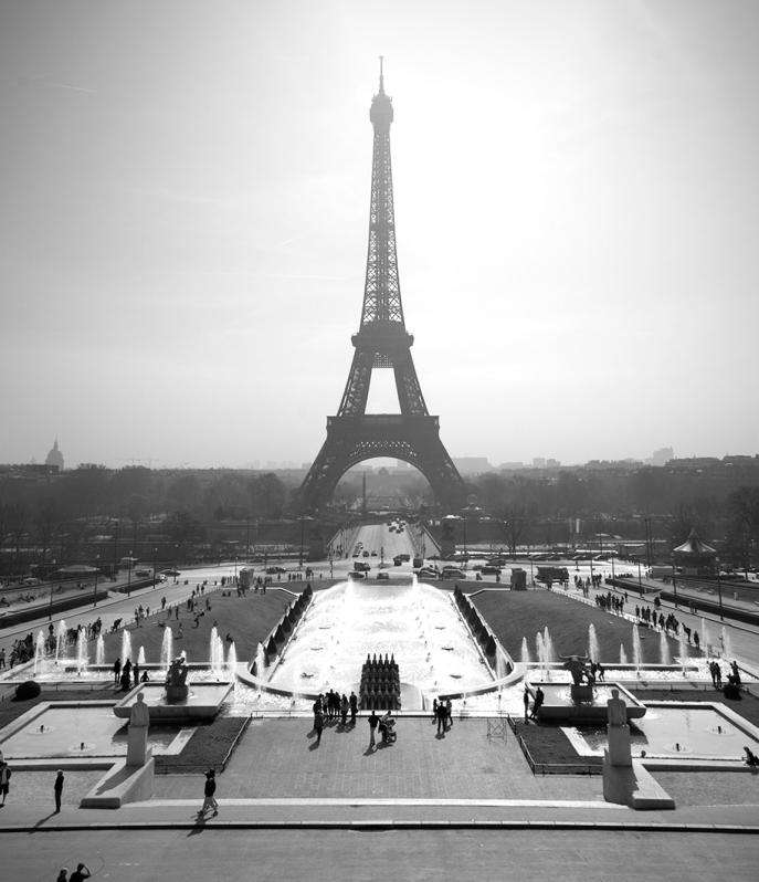 Parijs - travel reportage
