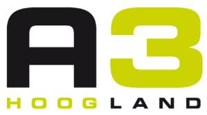 A3 Hoogland logo