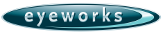 Eye works logo